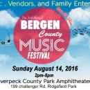 2016 Bergen County Music Festival